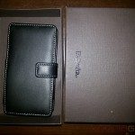 [ REVIEW ] Xperia Z Book Type Leather Case from PDair