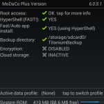Unofficial CyanogenMod 11 KitKat 4.4 ROM for Ray - CPU config.