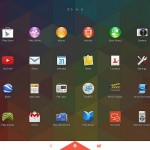 New launcher on Xperia Tablet Z Wi-Fi Android 4.3 10.4.B.0.577 firmware update