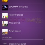 Walkman app version 8.0.A.0.3 Update for Xperia Z, Z1, Z Ultra Rolling