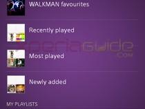 Walkman app version 8.0.A.0.3 OTA Update for Xperia Z, Z1, Z Ultra Rolling
