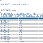 Android 4.3 9.2.A.0.278 firmware certified for Xperia T and Xperia V again