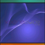 Download Xperia Z2 Sirius Wallpapers from Android 4.4.2 KitKat UI