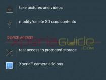 Download Xperia Z1S Background Defocus camera app apk