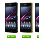 Pre-Order Xperia Z1C aka Xperia Z1 Compact in UK from Phones4U – Get £119 worth Sony Wireless Speaker Free