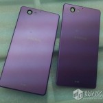 Rumored Sony Sirius aka Xperia Z2 back panel frame photos leaked, is it real ?