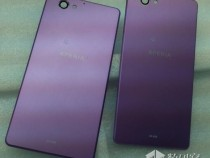 Rumored Sony Sirius aka Xperia Z2 back panel photos leaked