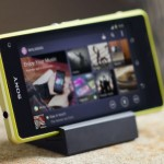 Sony Magnetic Charging Dock DK32 for Xperia Z1 Compact aka Xperia Z1C Launched