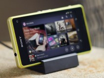 Sony Magnetic Charging Dock DK32 for Xperia Z1 Compact aka Xperia Z1C