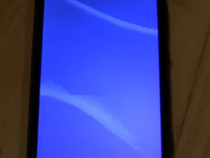 Xperia Android 4.4.2 KitKat Boot Animation on Xperia SP