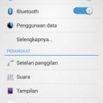 Xperia V LT25i Android 4.3 9.2.A.1.131 firmware - Settings WHite UI