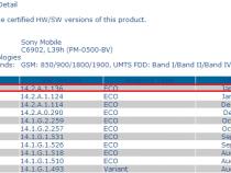 Xperia Z1 14.2.A.1.136 firmware