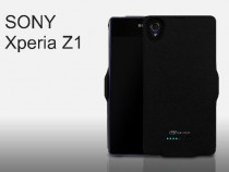 Xperia Z1 Mugen Power 3000mAh Battery Case