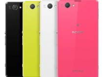 Xperia Z1 Compact - 4 Colors