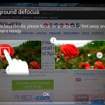 Xperia Z1S Background Defocus camera app - How to Take Photos