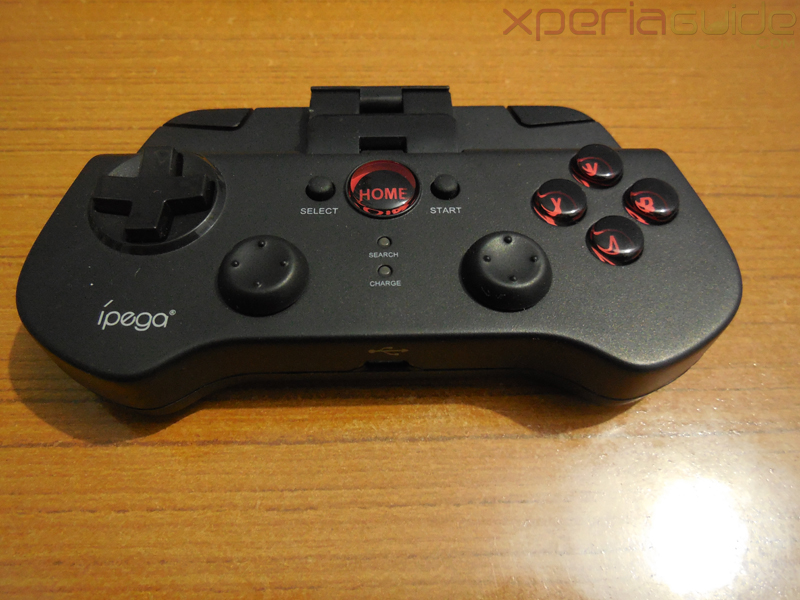 ipega wireless Bluetooth controller Buttons