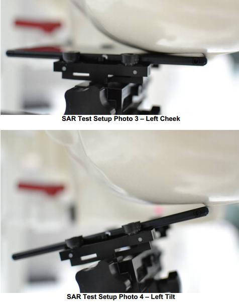 Xperia Z Ultra SGP412 Wi-Fi - SAR Test Photos