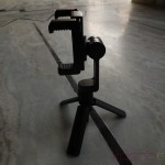 Profile of Sony Smartphone Tripod SPA-MK20M - Screwing holder on tripod