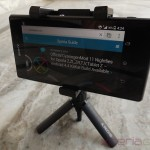 [ REVIEW ] Sony Smartphone Tripod SPA-MK20M for Xperia Z1