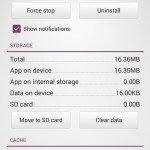 Xperia T LT30p Android 4.3 9.2.A.0.278 firmware - App settings