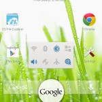 Xperia SP android 4.3 12.1.A.0.256 firmware - Google Now Option at app drawer