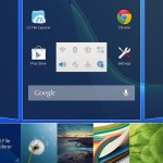 Xperia SP android 4.3 12.1.A.0.256 firmware - Home Screen Wallpapers