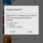 Xperia SP android 4.3 12.1.A.0.256 firmware - New Downloadable Xperia Themes