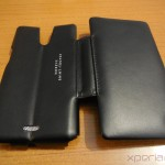 [ REVIEW ] Xperia ZR Leather Flip Case from Noreve