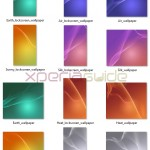Download Official Xperia Z2 Lockscreen Wallpapers from KitKat Android 4.4.2