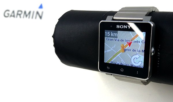 Garmin Xperia Edition SmartWatch 2