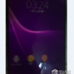 Pics of Xperia handset with Ultra Thin Bezels Leaked – Fake or Real ?