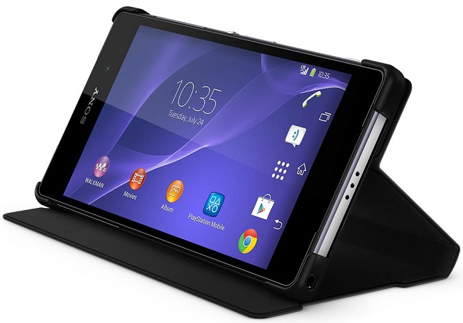 SCR10 Xperia Z2 Style Cover Stand