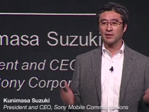 Video Sony Mobile press conference at MWC 2014