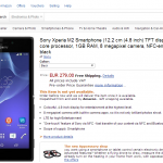 Pre-Order Xperia M2 in Germany at price €279 from Amazon