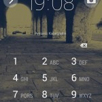 Xperia SP 12.1.A.0.266 firmware LockScreen