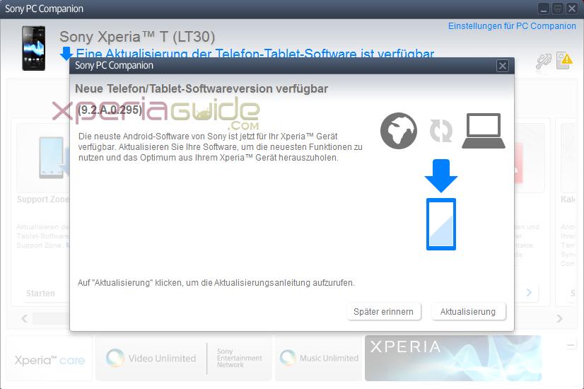 Xperia T 9.2.A.0.295 firmware