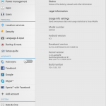 Xperia Tablet Z 10.4.1.B.0.101 firmware Rolling – Flickering Display issue not resolved