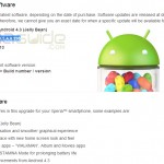Xperia T,TX,V 9.2.A.0.295 firmware Android 4.3 updated on Sony site