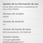 Xperia Z1 Compact first 14.2.A.1.142 firmware update rolling