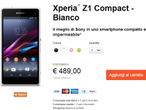 Xperia Z1 Price in Italy