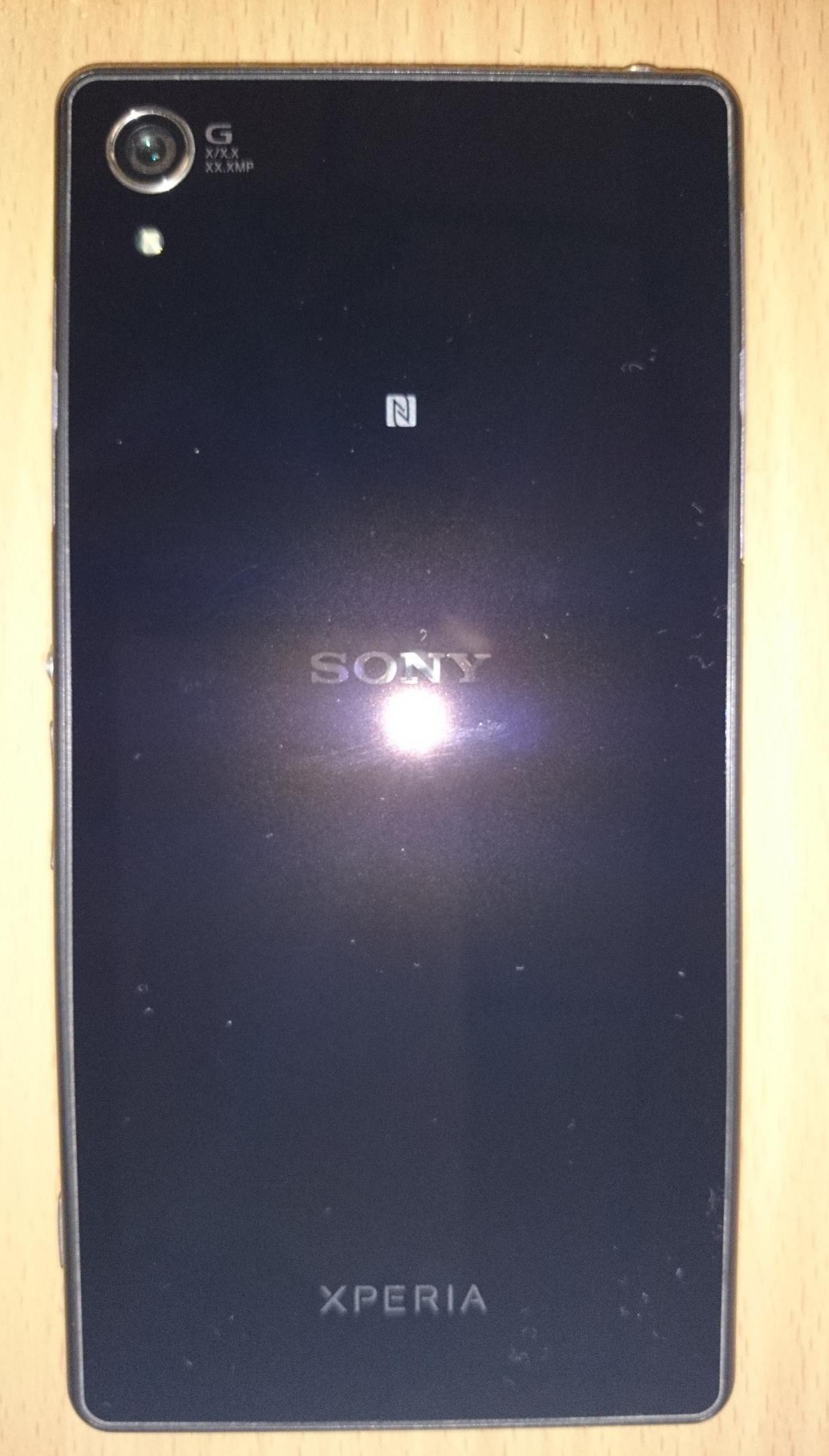 Xperia Z2 Back Panel - Sony D6503 sirius