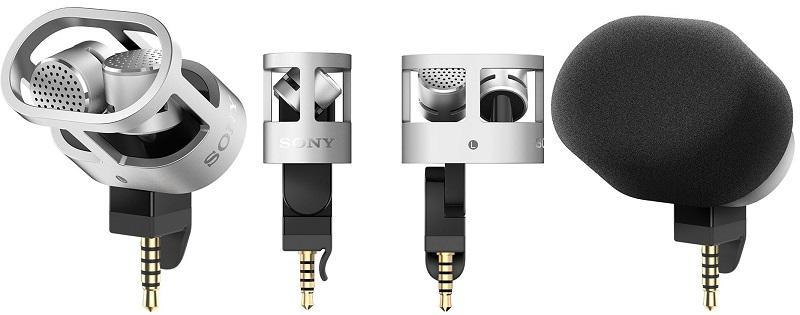 Xperia Z2 Stereo Microphone STM10