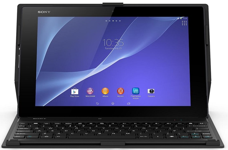 Xperia Z2 Tablet Bluetooth Keyboard BKB10