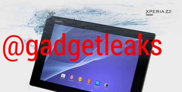 Xperia Z2 Tablet Waterproof IP ratings