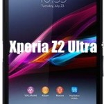 Is Xperia Z2 Ultra coming with Xperia Z2 and Xperia Z2 Tablet at MWC 2014 ?
