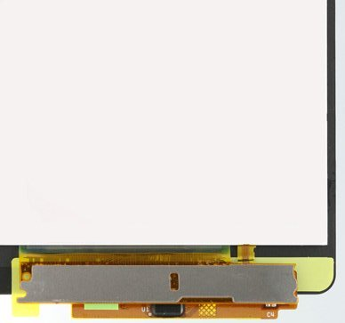 Xperia Z2 front panel