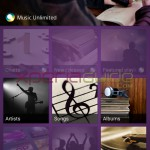 Media Apps of Xperia SP 12.1.A.0.266