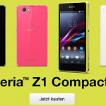 Unlocked Xperia Z1 Compact shipping starts in Germany, priced at €499 – Pink Xperia Z1 Compact Goes out of Stock within 24 hours