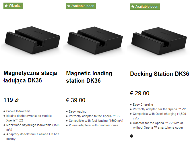 magnetic charging dock DK36 Price