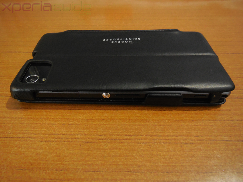 Z1 Leather case